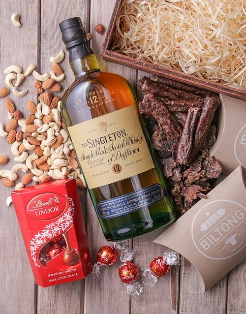 new-years: The Singleton Gourmet Crate!