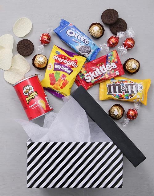 gourmet: Gift Box of Sweet Treats!