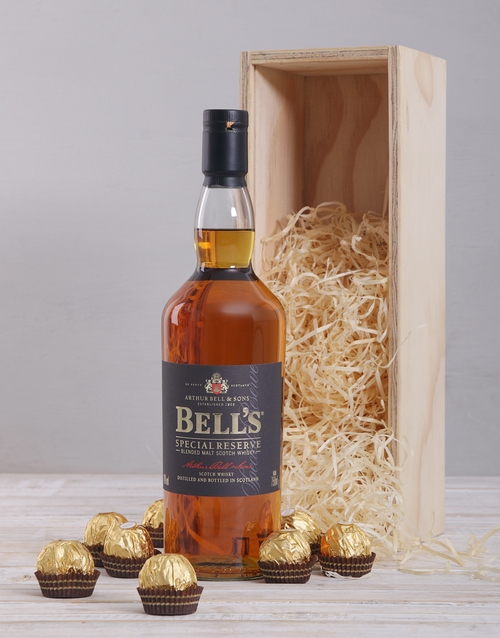 fine-alcohol: Bells Special Reserve Crate!