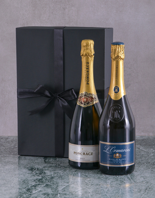 valentines-day: Bubbly Duo Giftbox!