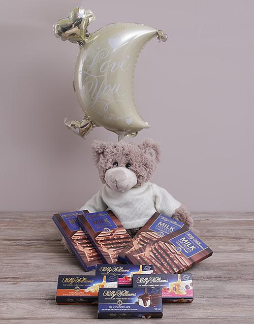 teddy-bears: Nougat and Teddy Bundle!