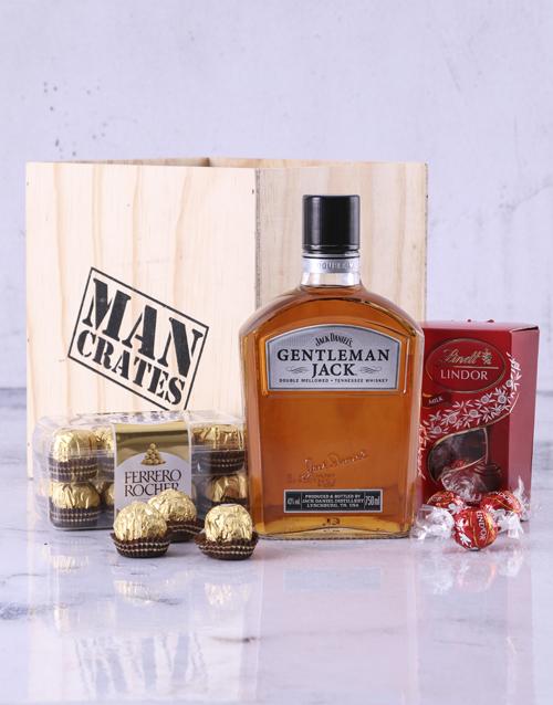 anniversary: Gentleman Variety Man Crate!
