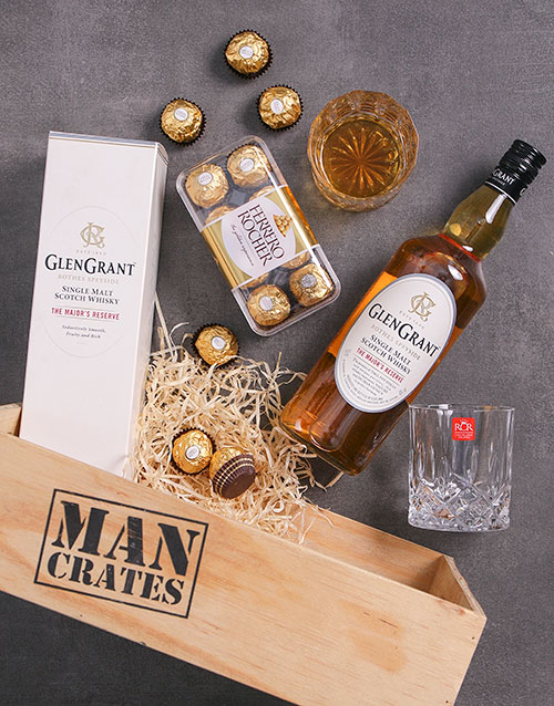 fathers-day: Rocher Variety Man Crate!