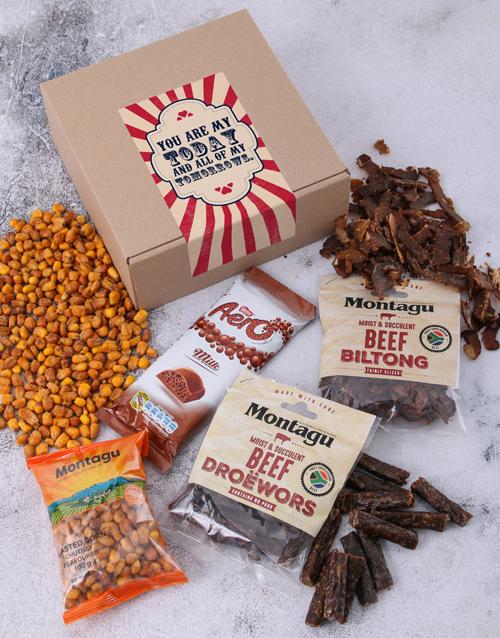 gourmet: You Are My Tomorrow Biltong Box!