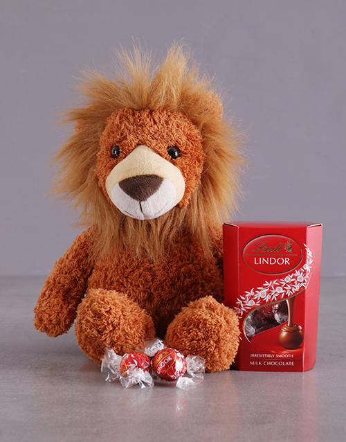 valentines-day: Lion And Lindt Hamper!