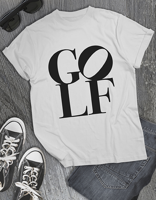 clothing: Plain And Simple Golf Shirt!