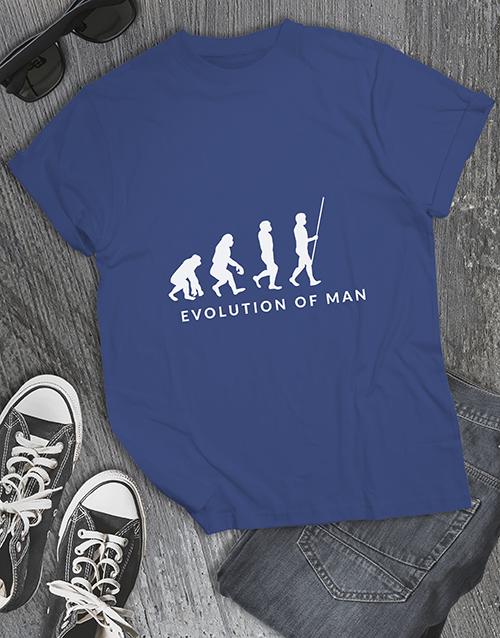 clothing: Evolution Of Golfers Shirt!