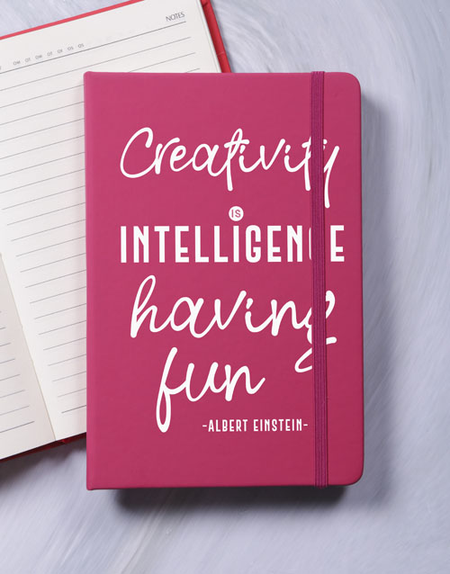 secretarys-day: Creativity A5 Notebook!