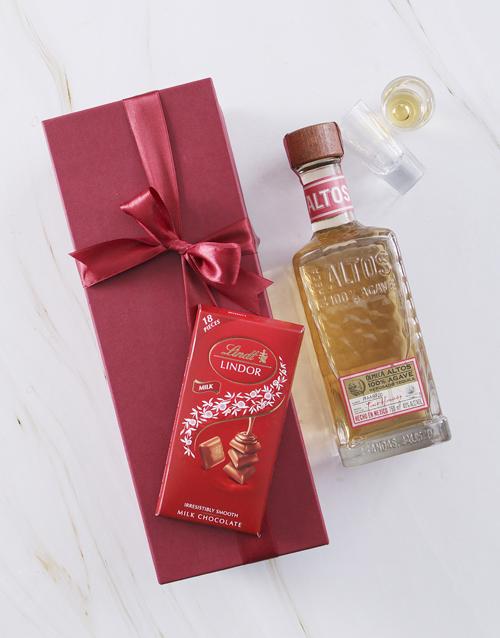 fine-alcohol: Olmeca Altos Resposado Giftbox!