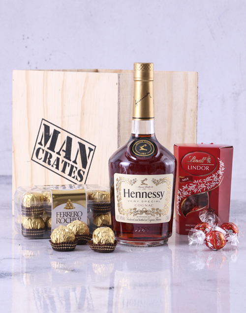 fathers-day: Hennessy VS Man Crate!
