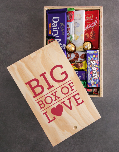 mothers-day: Big Box of Love Chocolate Crate!