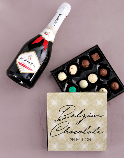 christmas: JC Le Roux and Truffle Box!