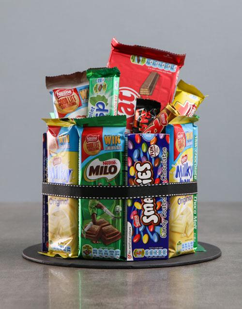 diwali: Chocolate Cake Surprise!