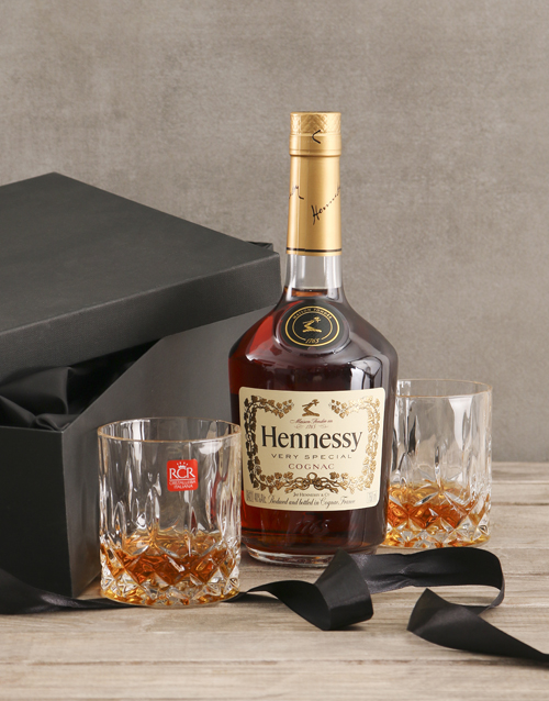 fathers-day: Hennessy VS Cognac Gift Set!