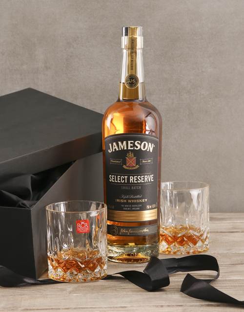 fathers-day: Jameson Select Reserve Gift Set!