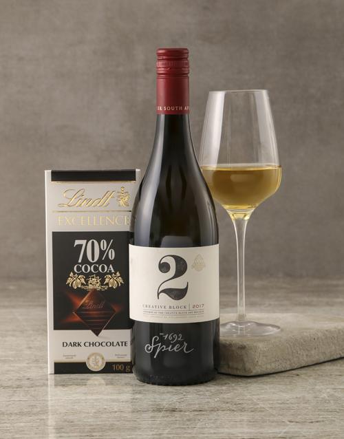 fine-alcohol: Spier Creative Block 2 Duo Gift Box!