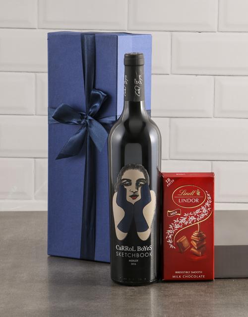 anniversary: Carrol Boyes Merlot Duo Gift Box!