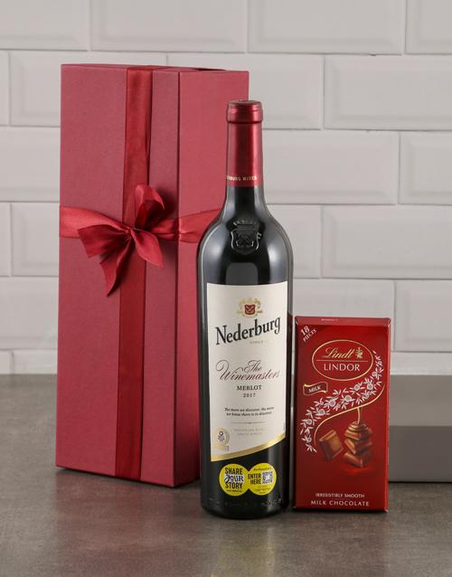 fine-alcohol: Nederberg Winemasters Duo Gift Box!