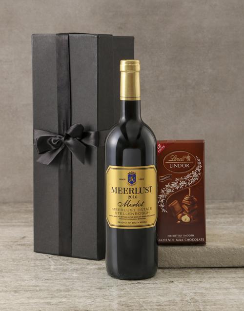 bosses-day: Meerlust Merlot Duo Gift Box!