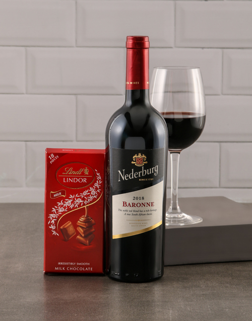 fathers-day: Nederberg Baronne Duo Gift Box!