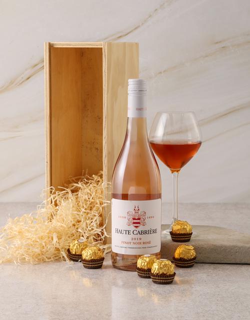 secretarys-day: Haute Cabriere and Ferrero Rocher Gift Box!