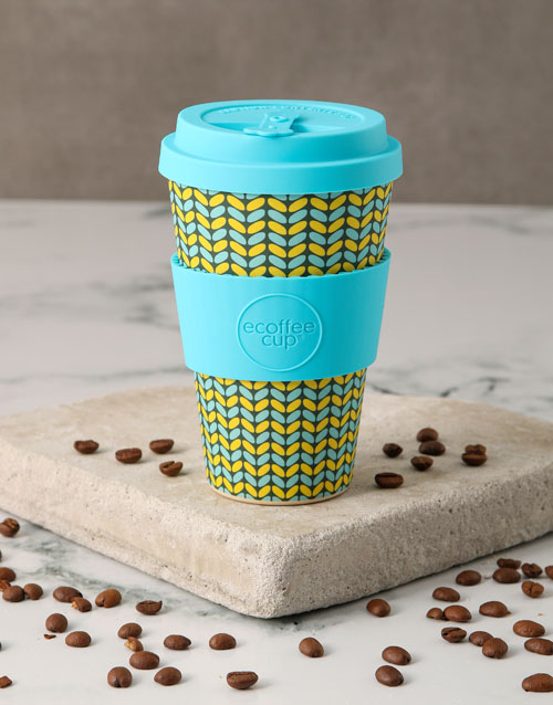 mothers-day: Patterned Travel Eco Cup!