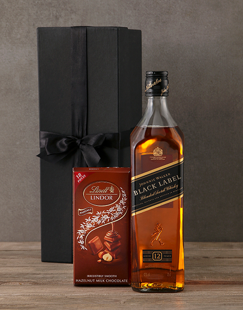 fathers-day: Johnnie Walker Black Gift Box!