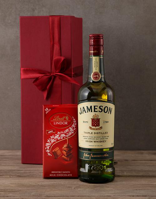 fine-alcohol: Jameson Gift Box!