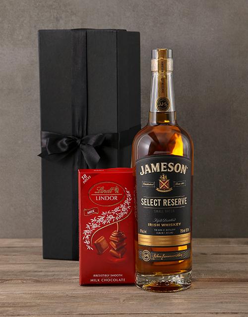 birthday: Jameson Select Reserve Gift Box!