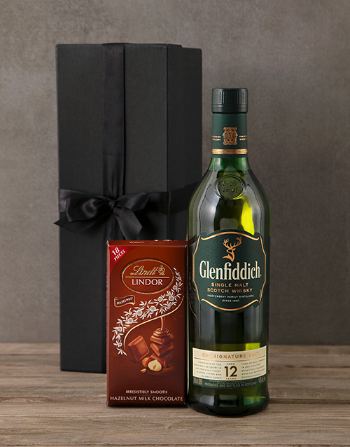 bosses-day: Glenfiddich 12 Year Gift Box!