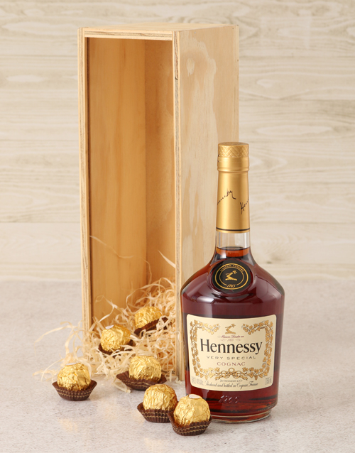 valentines-day: Hennessy VS Crate!