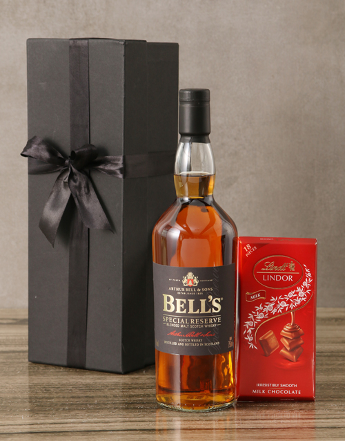 fine-alcohol: Bells Special Reserve Whisky Set!