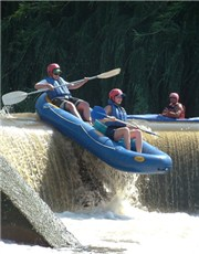 Picture of River Rafting Johannesburg!