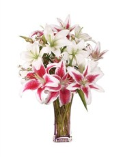 Picture of Lovely Lilies in Craft Paper!