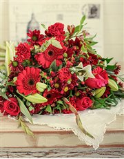 Picture of Red Flower Bouquet!