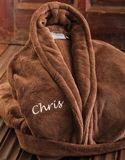 Picture of Personalised Brown Gown!