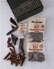 Picture of Biltong Gift Box & Biltong Knife!