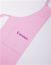 Picture of Personalised Ladies Apron!
