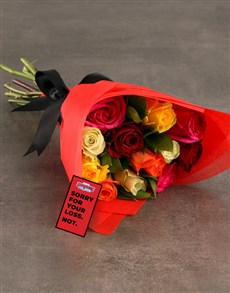 flowers: AFC Bournemouth Bouquet!