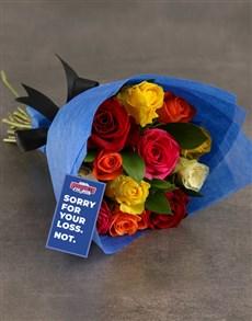 flowers: Chelsea FC Bouquet!