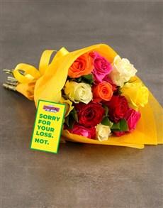flowers: Norwich City Bouquet!