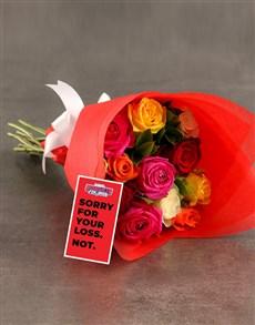 flowers: Sheffield United Bouquet!