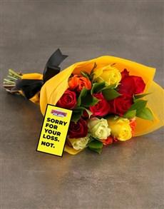 flowers: Watford FC Bouquet!