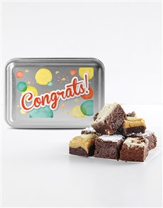 gifts: Congratulations Brownie Tin!