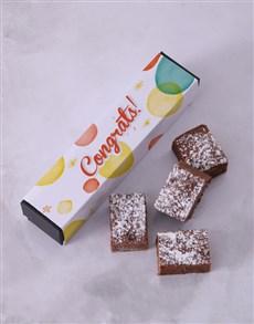 bakery: Congrats Brownie Box !
