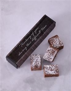 bakery: Sympathy Brownie Box!