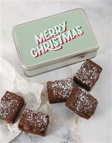 bakery: Love Chocfull Brownie Tin!