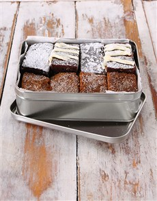 bakery: Teachers Day Sweet Tooth Brownie Tin!