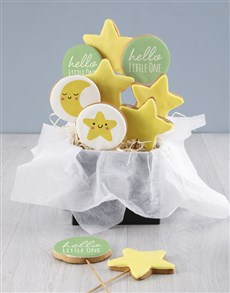 bakery: Its A Baby Cookie Bouquet!