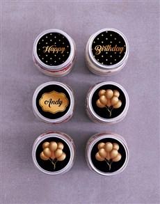 bakery: Personalised Birthday Cake Jars!
